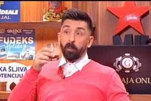 Pevač provocirao Amidžića... Ognjen mu nije OSTAO DUŽAN! (FOTO/VIDEO)
