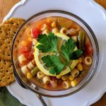 RECEPT DANA: Letnja minestrone supa