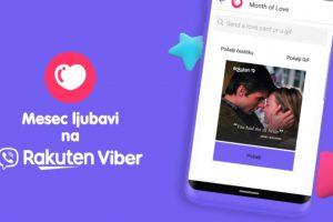 """Reci """"volim te"""" na Viberu!"""