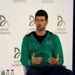 Novaku Evropa preča od Amerike: U rasporedu najboljeg tenisera sveta stoji samo Rolan Garos