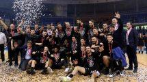 """""""Večiti"""" igrali derbi kao da sutra NE POSTOJI, crno-beli odbranili trofej Kupa!"""