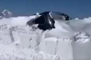 Ovaj snimak najbolje opisuje kakvo je nevreme pogodilo Srbiju! (VIDEO)
