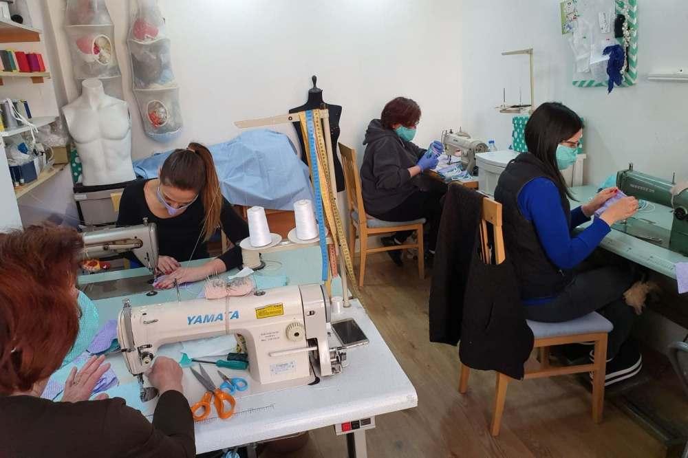 """""""Serbia Fashion Week"""" okupio domaće kreatore u akciji """"Maske za naše zdravstvene radnike"""""""