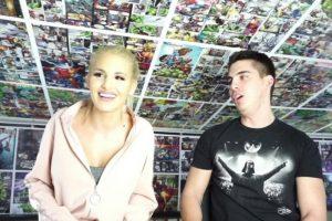 Njena prva tetovaža… Pogledajte šta je na Sarinom telu istetovirao Filip! (VIDEO)