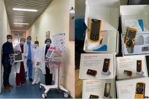 Više od 100 miliona dinara za podršku u borbi protiv Korona virusa