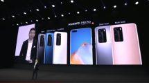 Huawei P40 serije - tri nova telefona visoke klase