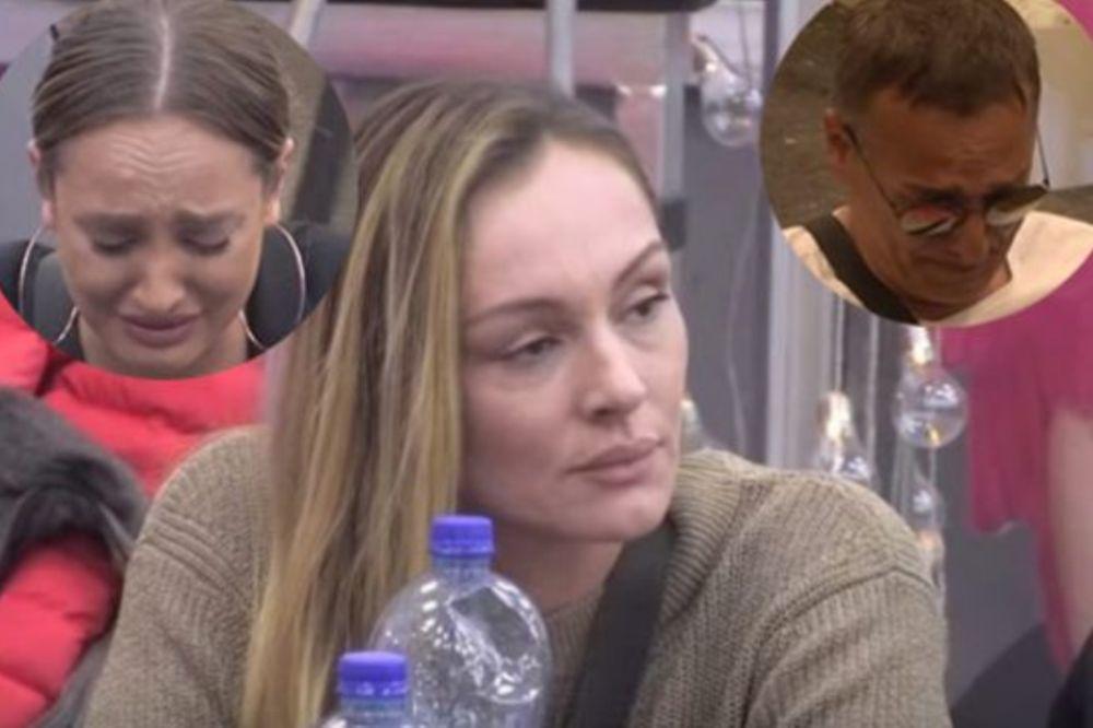 """""""DOŠLA SI DA ME UNIŠTIŠ, J*BEM TI MATER"""" Luna urnisala Anabelu kao nikad do sad! (VIDEO)"""