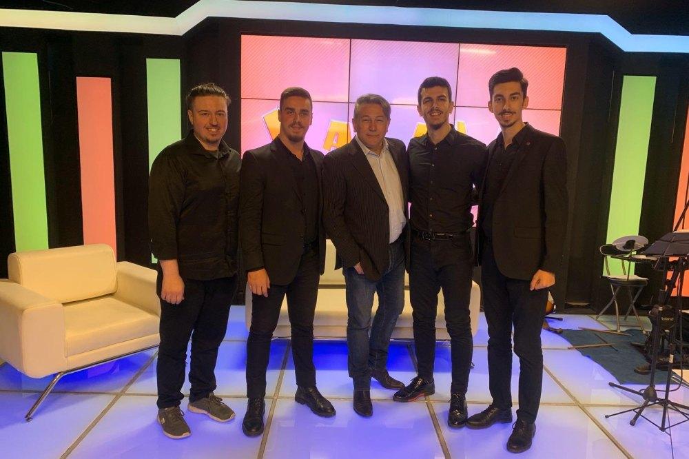 Halid Muslimović gostovao na popularnoj turskoj televiziji