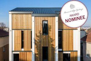 Projekat M3 iz Beograda je grada je ušao u finale za najlepšu fasadu u Evropi