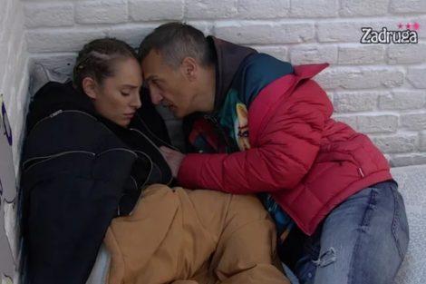 Luna zavijena BOLOM tugovala nakon žučne svađe sa Markom, Gagi je TEŠIO (VIDEO)