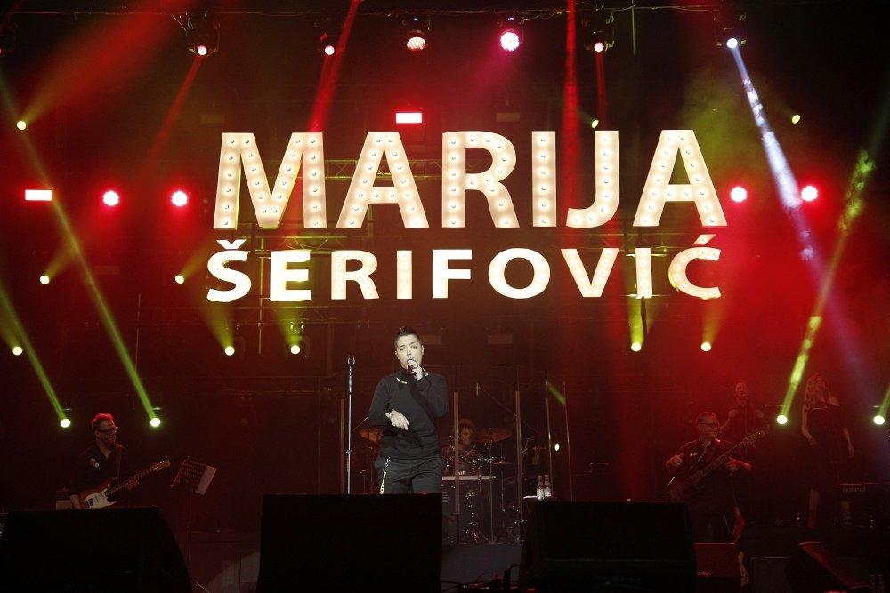 MARIJA OPET NAPUNILA SAVA CENTAR! (FOTO), Gradski Magazin