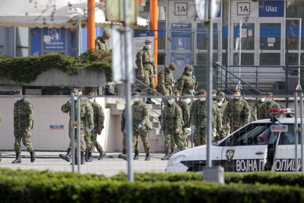 Prvih 10 pacijenata stiglo na beogradski Sajam