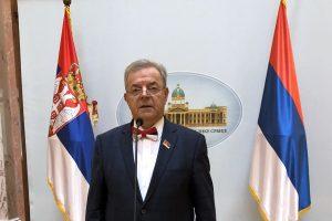 KARIĆ: Izborili smo se s NATO agresijom, izborićemo se i s korona virusom!
