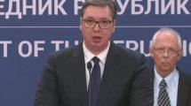 Vučić: Narode, od sutra strože mere VIDEO