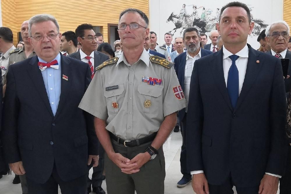 Snažna poruka narodnog poslanika povodom Dana Vojske Srbije