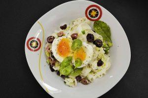 RECEPT DANA: Salata sa makaronima i jajima
