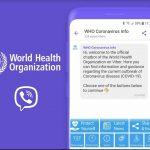 Svetska zdravstvena organizacija i Viber udružuju snage u borbi protiv deziformacija o COVID 19