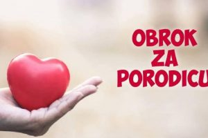 "Obrok za porodicu Beograd –Heroji iz senke, nedeljno ""hrane"" oko 50 porodica"