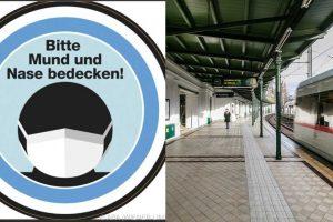 Novi simbol u bečkom gradskom prevozu - obavezno nošenje maske