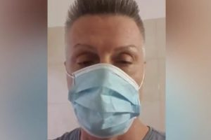 ĐORĐE DAVID PONOVO U BOLNICI! Samo što je POBEDIO koronu, pevač se javno OGLASIO! (VIDEO)