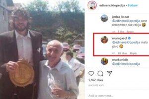 GASOL SA RAKIJOM, ADRIJANA LIMA SA ANOM BEKUTOM Svadba Miličića u novosadskoj PIVARI je za film