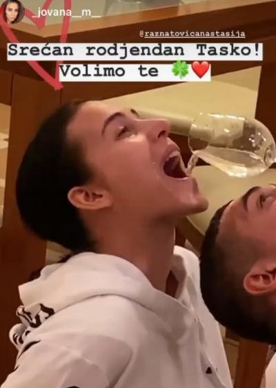 Anastasija Ražnatović proslavila rođendan na čudan način, svi se pitaju šta je htela da poruči!