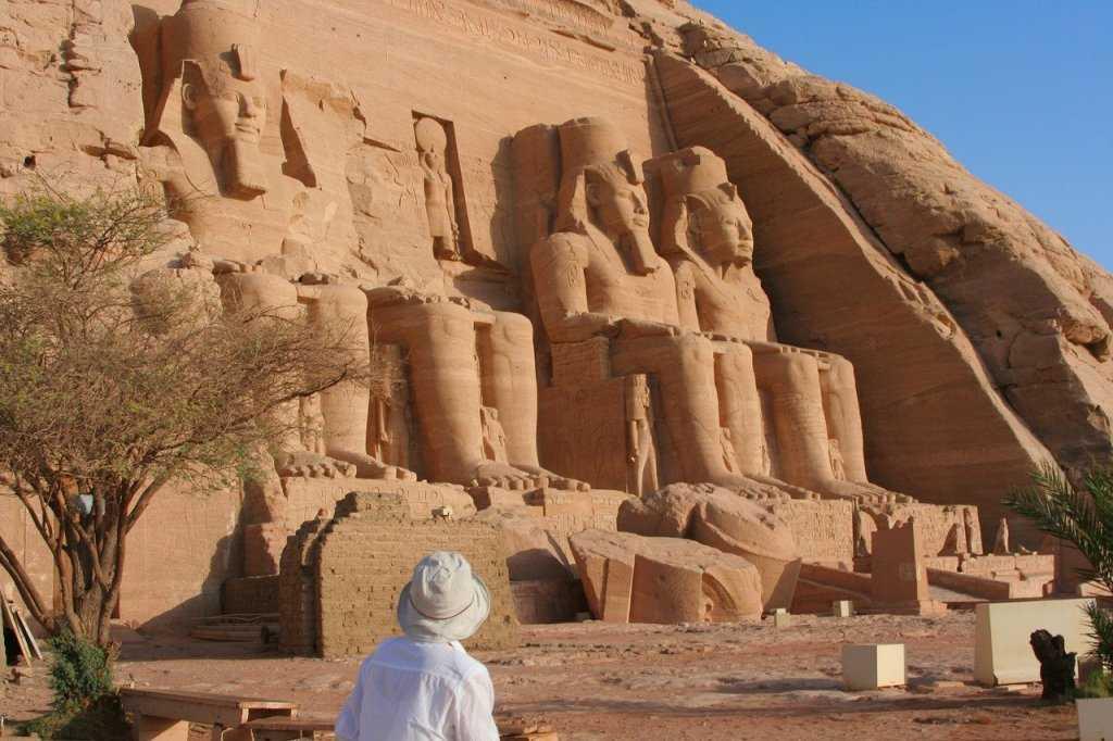 Egipatski Hram Abu Simbel- čudo staro 3.000 godina