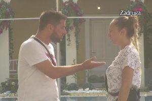 Luna POLUDELA što Miljković i dalje komunicira sa Jelenom!