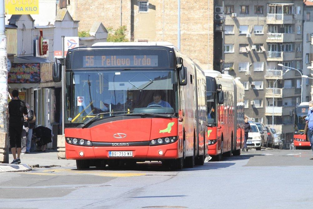 Ponovo radi gradski prevoz u Beogradu! (FOTO)