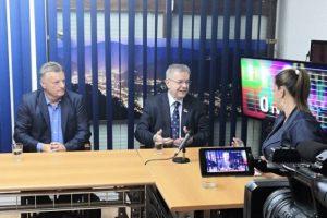 Dragomir J. Karić sastao se sa predsednikom opštine