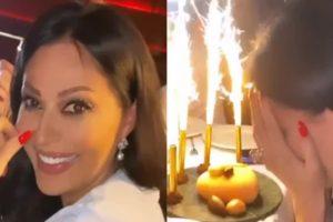 Nakon što utvrđeno da je negativna na KORONU, Ceca sa Anastasijom izašla u provod da proslavi ROĐENDAN!