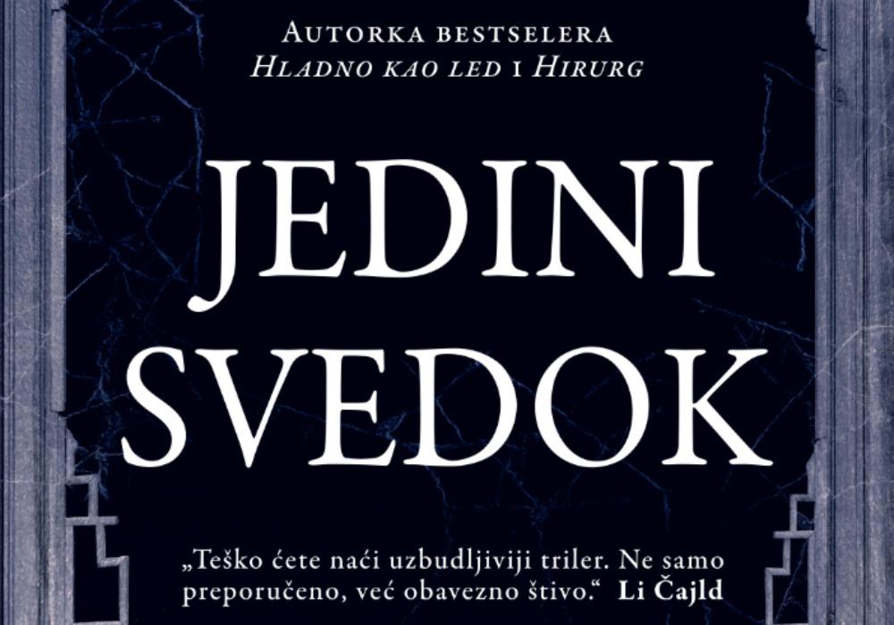 Novi forenzički kriminalistički roman Tes Geritsen u prodaji od 6. juna