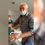 ERA OJDANIĆ našoavio šou u kovid bolnici: POGLEDAJTE VIDEO!