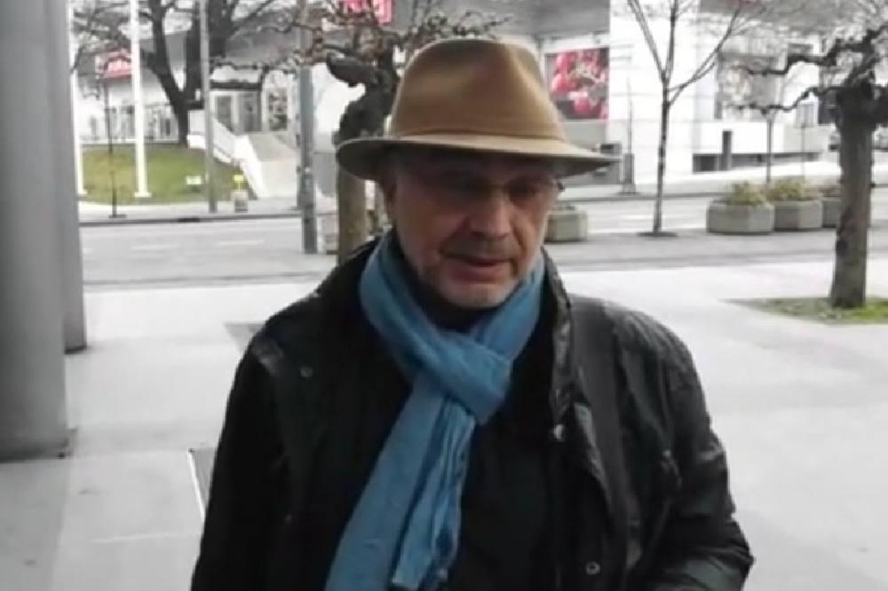 """VOJA BRAJOVIĆ VRAĆEN SA HRVATSKE GRANICE Odmah je krenuo nazad za Beograd: """"Usred noći su me vratili"""""""