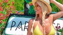 """Pevačica na letovanju u Grčkoj: Dara uživa punim """"plućima"""""""