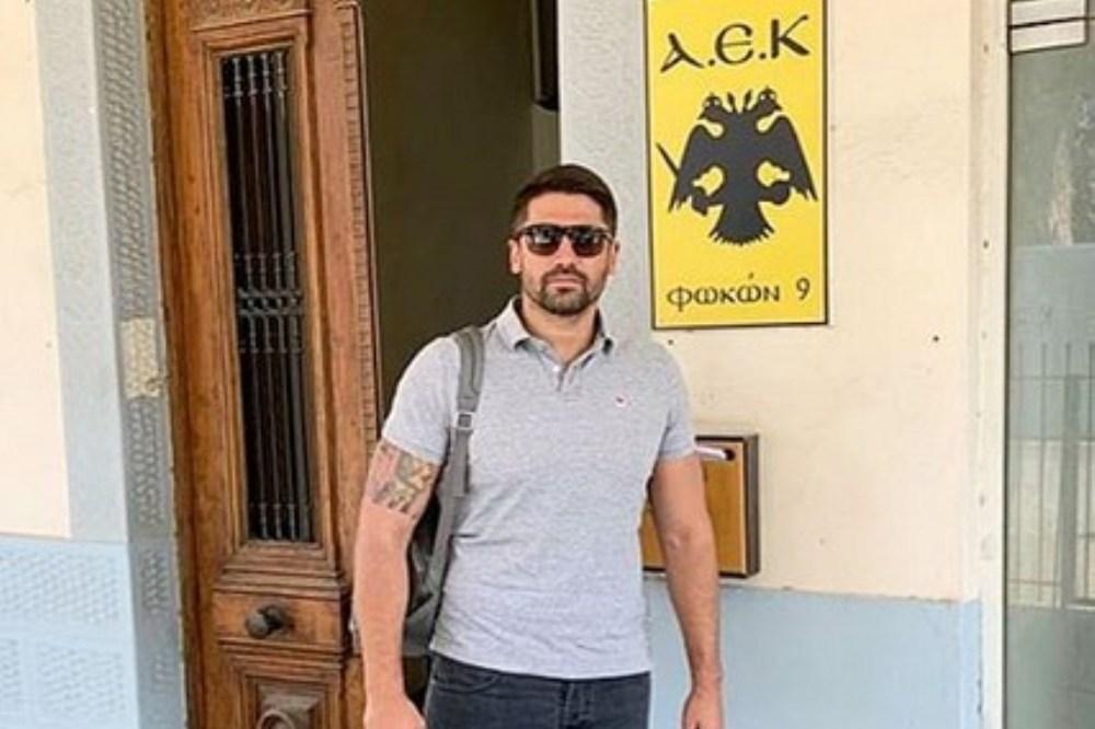 PRODUŽIO KARIJERU ZBOG KORONE Nikola Rađen potpisao za ATINSKI KLUB