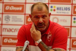 """Stanković: Sami smo sebe iznenadili promašajima, i na kraju smo """"na silu"""" ugurali loptu u gol"""