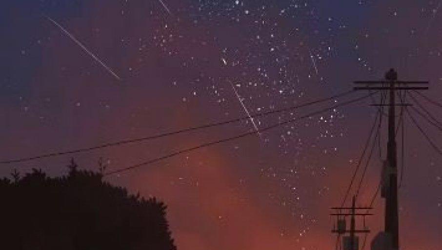SPREMITE SE ZA PRAVI SPEKTAKL NA NEBU: Stižu nam zvezde padalice! (FOTO/VIDEO)