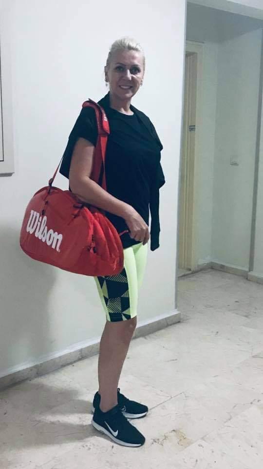 "Elma Hrustić: ""Stres lečim na teniskom terenu"""