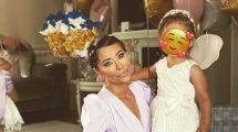 Snimak iz doma Ane Nikolić: Sa ćerkicom proslavlja rođendan - OVO ĆE VAS SIGURNO RAZNEŽITI! (VIDEO)