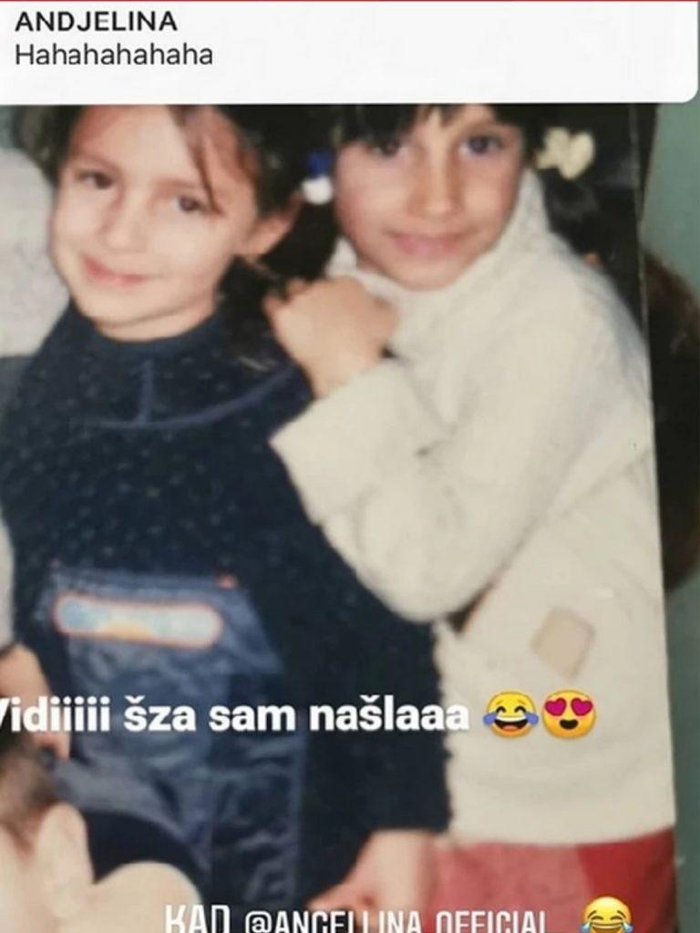 Pojavila se fotografija stara dve decenije: Anastasijina najbolja drugarica tada je bila OVA PEVAČICA