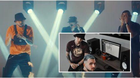 "Makedonski hiphoperi ""2dona"" eksperimentisali sa Čolinom pesmom ""Glavo luda"""
