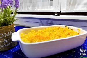 RECEPT DANA: Zapečena TESTENINA U BEŠAMELU sa sirom i šunkom