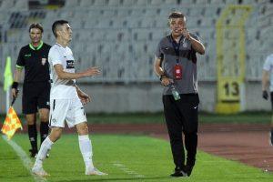 Savo Milošević: Nadam se da moji momci neće poleteti