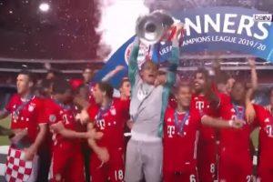 Bajern šesti put osvojio Ligu sampiona! (VIDEO)