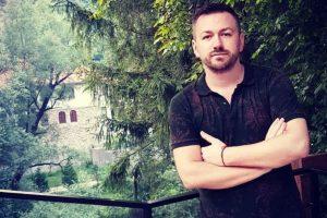 Ivan Gajić preplašen: On se cereka, a meni nije dobro! FOTO