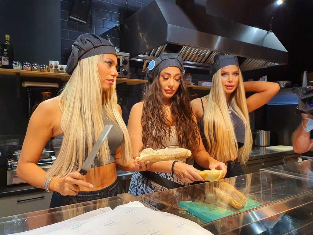 Članice najpopularnijeg ženskog muzičkog sastava na Balkanu, Hurricane, pokazale kulinarsko umeće ali i HUMANOST! (FOTO,VIDEO)