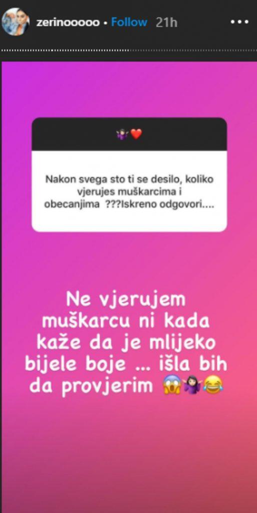 Zerina Hećo bez dlake na jeziku progovorila o OVOME!