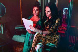 Angellina u duetu sa Electrom Elite: Fatalne crnke osveženje u doba korone