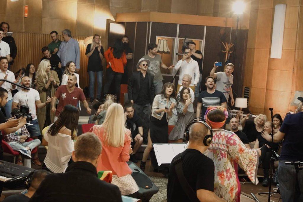 BANE LALIĆ I MVP sa drugarima predstavljaju album NA SLOBODI kroz mini koncert